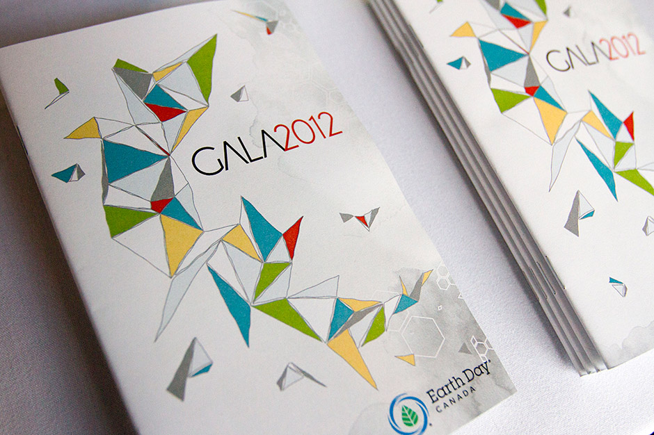 Earth Day Canada Gala 2012 programmes