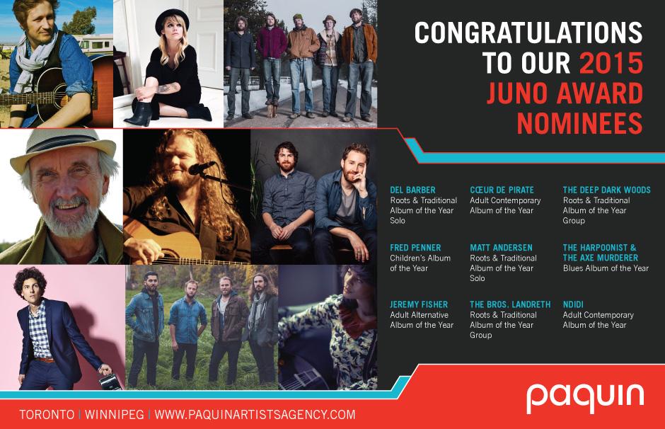 Junos 2015 final design